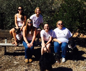 Stenner Creek Staff at El Chorro Dog Park Anniversary